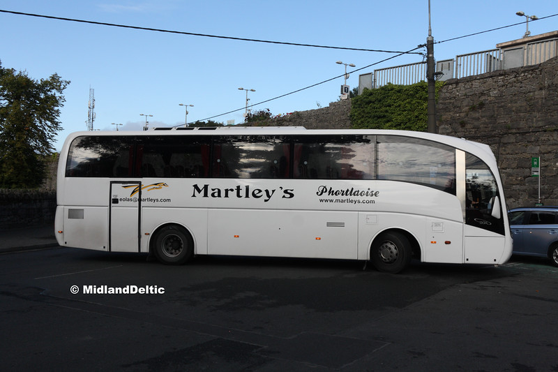 Martley's 04-D-59748, Railway St Portlaoise, 01-09-2017