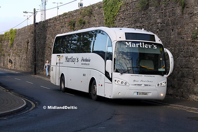 Martley's 04-D-60811, Railway St Portlaoise, 01-09-2017