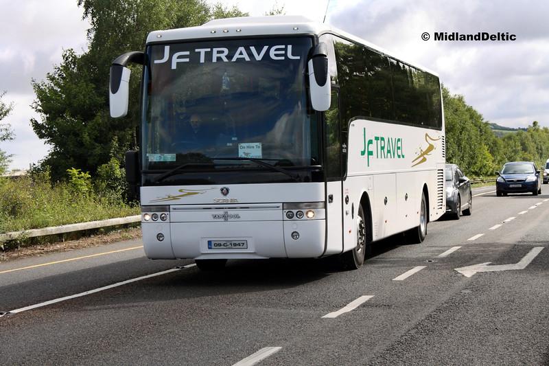 JF Travel 09-C-1947, Ballymaken Portlaoise, 09-01-2017