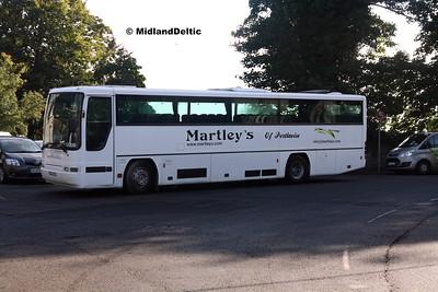 Martley's 96-LS-2673, Railway Station Portlaoise, 01-09-2017