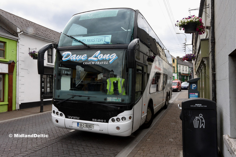 Dave Long 01-C-40307, Main St Portlaoise, 02-07-2017