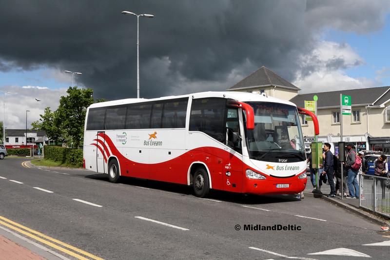 Bus Éireann SC339, James Fintan Lawlor Ave Portlaoise, 06-06-2017