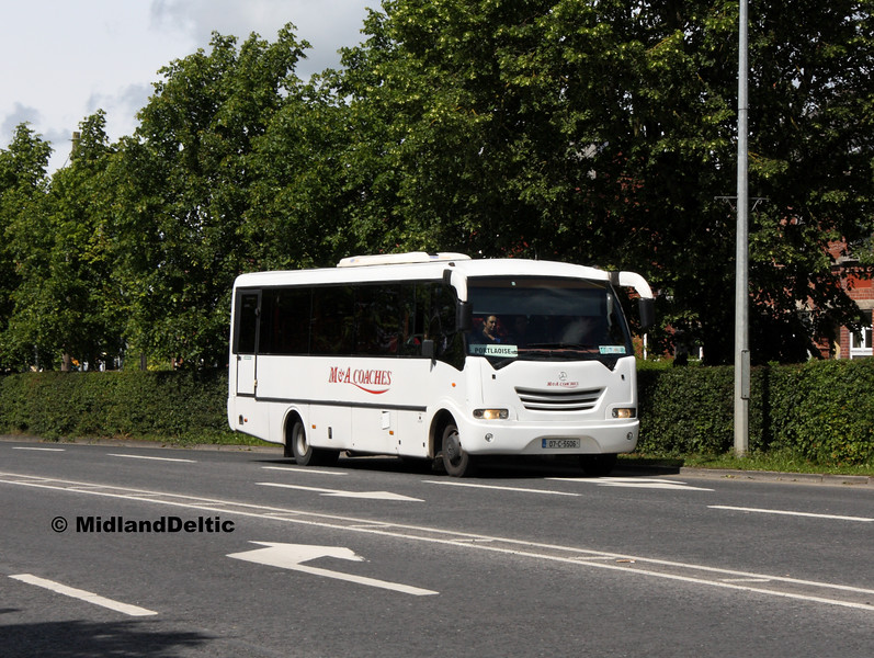 M&A Coaches 07-C-5506, James Fintan Lawlor Ave Portlaoise, 09-06-2017
