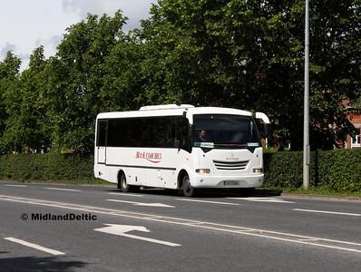 M&A Coaches 07-C-5506, James Fintan Lawlor Ave Portlaoise, 09-06-2017