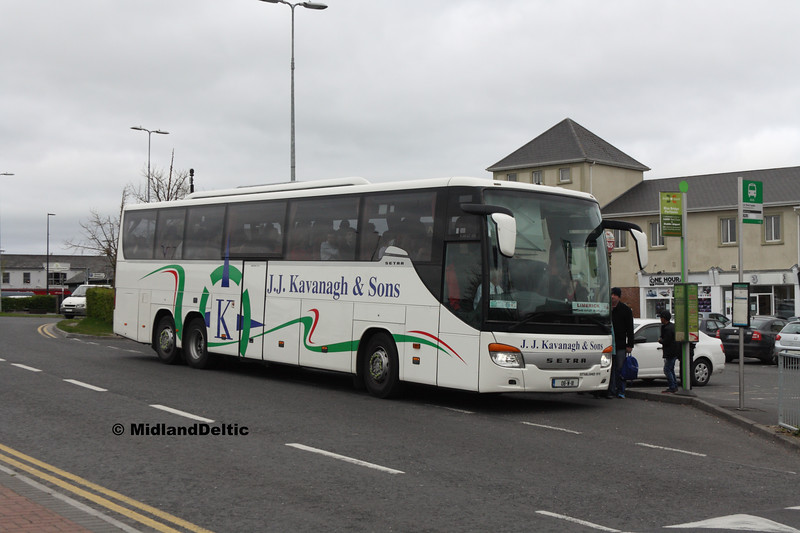 JJ Kavanagh 08-W-111, James Fintan Lawlor Ave Portlaoise, 11-04-2017