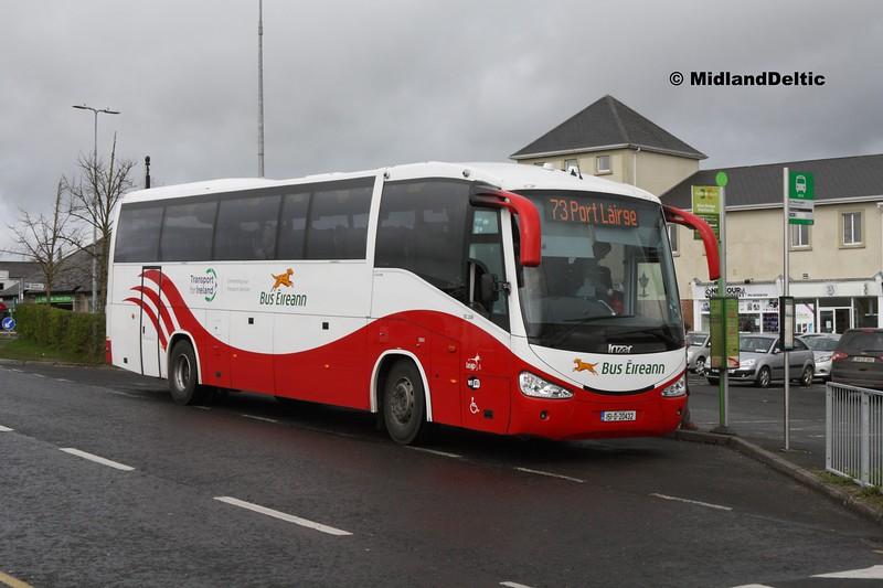 Bus Éireann SC339, James Fintan Lawlor Ave Portlaoise, 14-03-2017