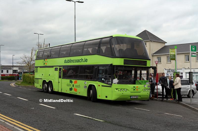 Dublin Coach 04-KE-11340, James Fintan Lawlor Ave Portlaoise, 17-04-2017