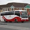 Bus Éireann SC344, James Fintan Lawlor Ave Portlaoise, 17-04-2017