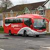 Bus Éireann SP119, James Fintan Lawlor Ave Portlaoise, 17-04-2017