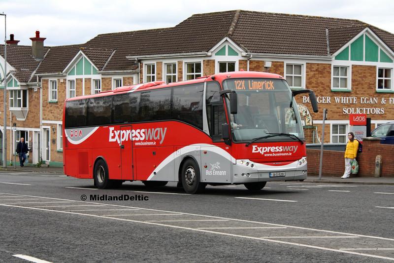 Bus Éireann LC6, James Fintan Lawlor Ave Portlaoise, 17-04-2017