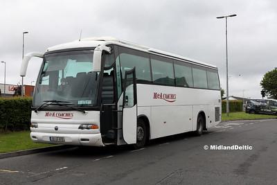 M&A Coaches 02-LK-4170, Meehan Court Portlaoise, 22-06-2017