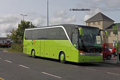 Dublin Coach 04-D-22819, James Fintan Lawlor Ave Portlaoise, 23-08-2017