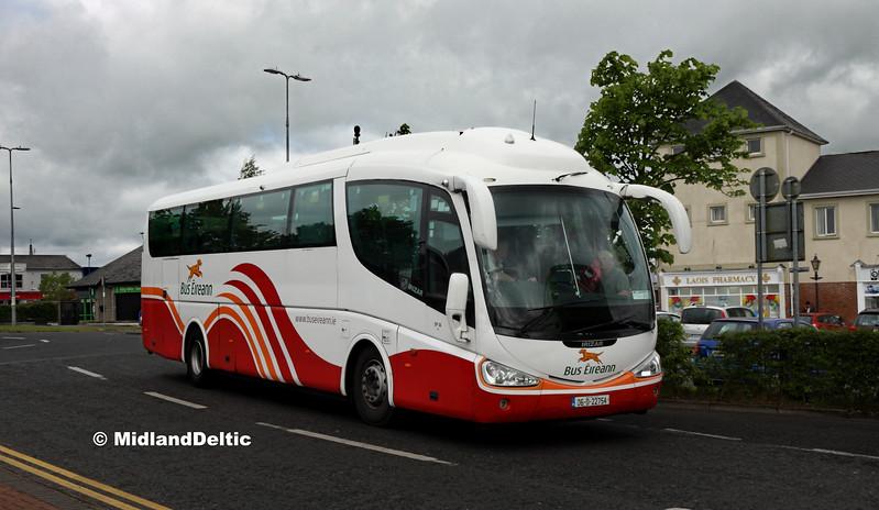 Bus Éireann SP36, James Fintan Lawlor Ave Portlaoise, 23-05-2017