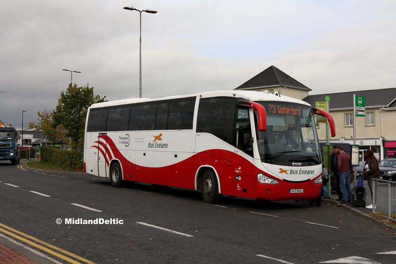 Bus Éireann SC339, James Fintan Lawlor Ave Portlaoise, 26-09-2017