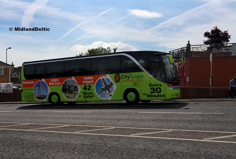 Dublin Coach 04-D-22845, James Fintan Lawlor Ave Portlaoise, 26-05-2017