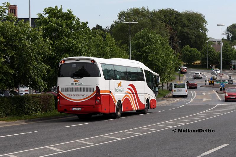 Bus Éireann SP88, James Fintan Lawlor Ave Portlaoise, 26-05-2017