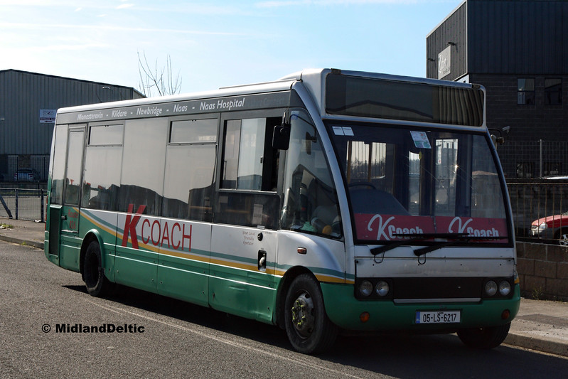 K Coach 05-KS-6217, Clonminam Industrial Estate Portlaoise,