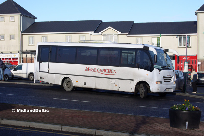 M&A Coaches 07-C-5506, James Fintan Lawlor Ave Portlaoise, 28-11-2017