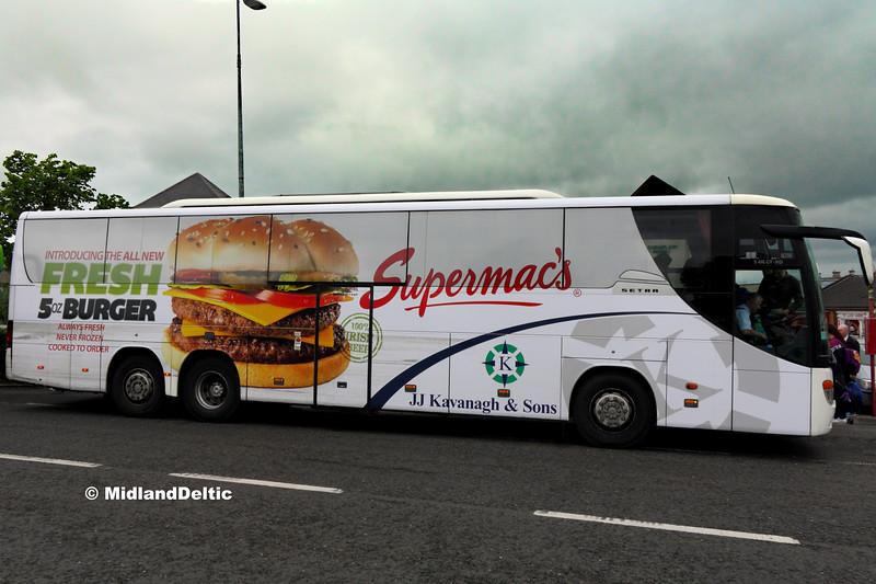 JJ Kavanagh 10-KE-1, James Fintan Lawlor Ave Portlaoise, 30-05-2017
