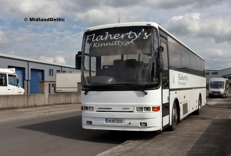 Flaherty's 95-KK-3233, Clonminam Industrial Estate Portlaoise, 18-05-2018