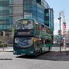 Dublin Bus VG34, Amiens St Dublin, 13-05-2018