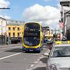 Dublin Bus GT99, Amiens St Dublin, 13-05-2018
