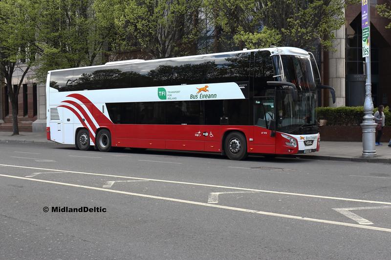 Bus Éireann LF312, Berresford Place Dublin, 13-05-2018