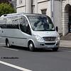 Malahide Chauffeur Drive 12-CE-1331, Custom House Quay Dublin, 13-05-2018