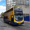 Dublin Bus SG351, Hawkins St Dublin, 13-05-2018