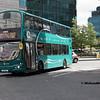 Dublin Bus VG40, Store St Dublin, 13-05-2018