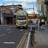 Dublin Bus GT15, Amiens St Dublin, 13-05-2018