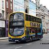 Dublin Bus GT85, Westmoreland St Dublin, 13-05-2018