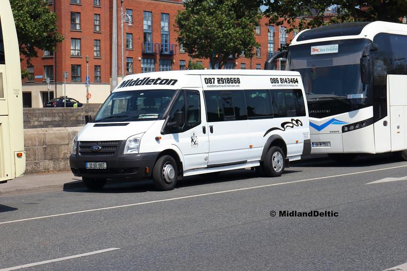 Middleton 12-SO-1807, Victoria Quay Dublin, 14-07-2018