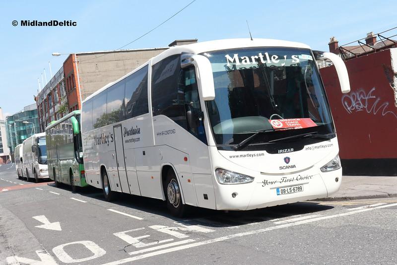 Martley 09-LS-6789, Moss St Dublin, 14-07-2018