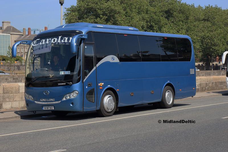 Carolan 141-MH-3612, Victoria Quay Dublin, 14-07-2018