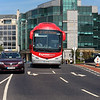 Bus Éireann SE41, Talbot Memorial Bridge Dublin, 14-07-2018