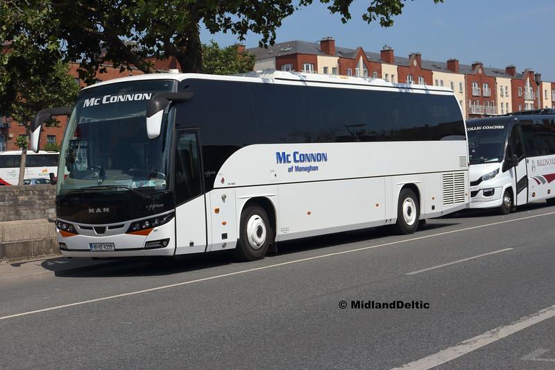 McConnon 161-KE-4339, Victoria Quay Dublin, 14-07-2018
