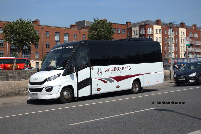 Ballincollig 181-C-12330, Victoria Quay Dublin, 14-07-2018
