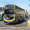 Dublin Bus SG200, Rosie Hackett Bridge Dublin, 14-07-2018