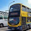 Dublin Bus GT110, Butt Bridge Dublin, 14-07-2018