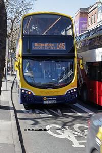 Dublin Bus SG330, Batchelors Walk Dublin, 21-04-2018