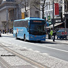 First Aircoach 152-D-8651, O'Connell St Dublin, 21-04-2018