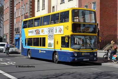 Dublin Bus AV400, Batchelors Walk Dublin, 21-04-2018
