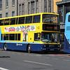 Dublin Bus AX622, Eden Quay Dublin, 21-04-2018