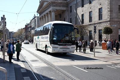 Mullany PO12YLT, O'Connell St Dublin, 21-04-2018