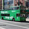 Dublin Bus AX511, O'Connell St Dublin, 21-04-2018