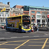 Dublin Bus SG331, O'Connell Bridge Dublin, 21-04-2018