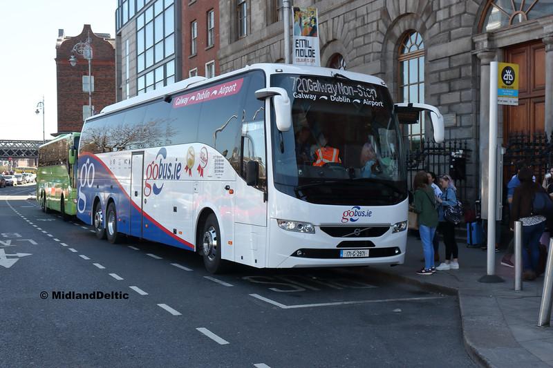 Cummer 171-G-2971, Burgh Quay Dublin, 21-04-2018