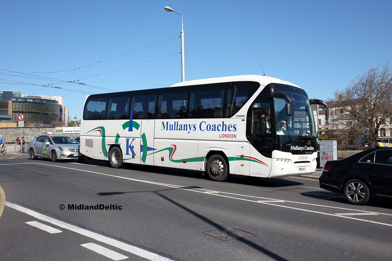 Mullanys PO112YLT, Heuston Station Dublin, 21-01-2018