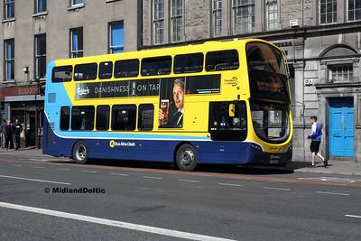 Dublin Bus SG361, Eden Quay Dublin, 21-04-2018